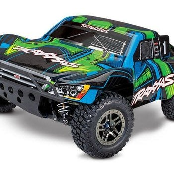 Traxxas Slash 4X4 Ultimate: 1/10 Scale 4WD Electric Short Course Truck with TQi Radio System, Traxxas Link Wireless Module, & Traxxas Stability Managment (TSM)