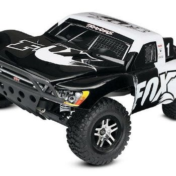 Traxxas Slash VXL: 1/10 Scale 2WD Short Course Racing Truck with TQi Traxxas Link Enabled 2.4GHz Radio System & Traxxas Stability Management (TSM)