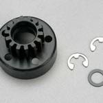 Traxxas 5214 Clutch Bell 14T/Fiber Washer/E-Clip Revo (2)