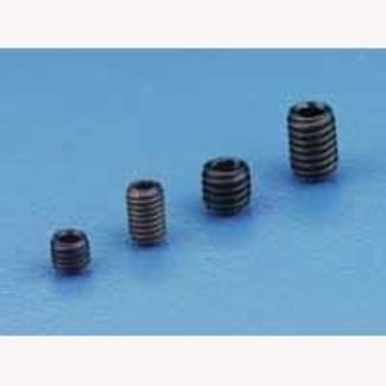 dubro 2168 Socket Set Screws 3x3mm (4)