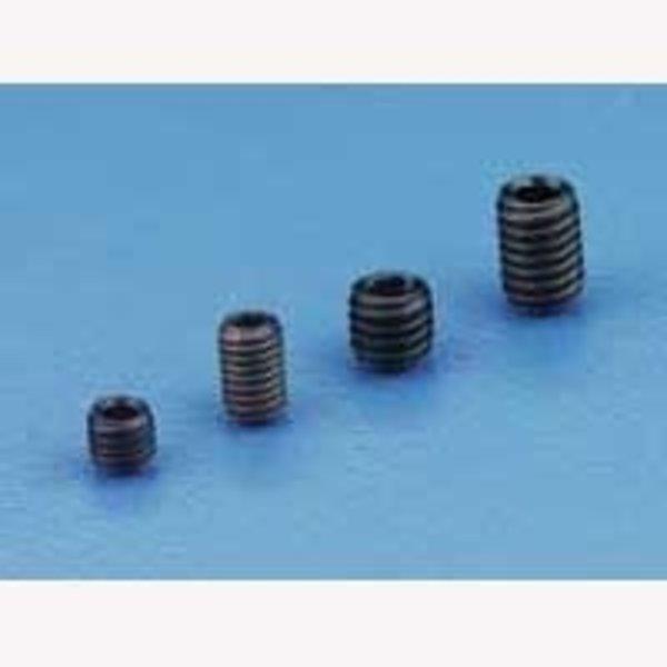 dubro 2168 Socket Set Screws 3x3mm (4)