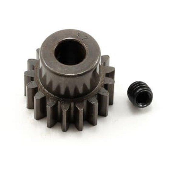 Robinson Racing Extra Hard Steel .8 Mod Pinion Gear w/5mm Bore (17T)