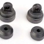 Traxxas 3767 Shock Caps/Bottoms (2)