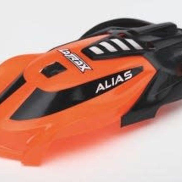 Traxxas 6613 Canopy Orange/Screws Alias
