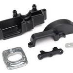 Traxxas 7590 Gearbox Housing/Motor Plate