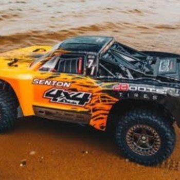 arrma 1/10 Senton 4X4 3S BLX 4WD SC (Orange/Black)