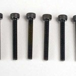 Traxxas 2556 Header Screws (6)