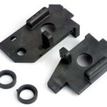 Traxxas 4824 REAR SIDE PLATES