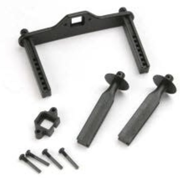 Traxxas 4914R Body Mount Posts Front