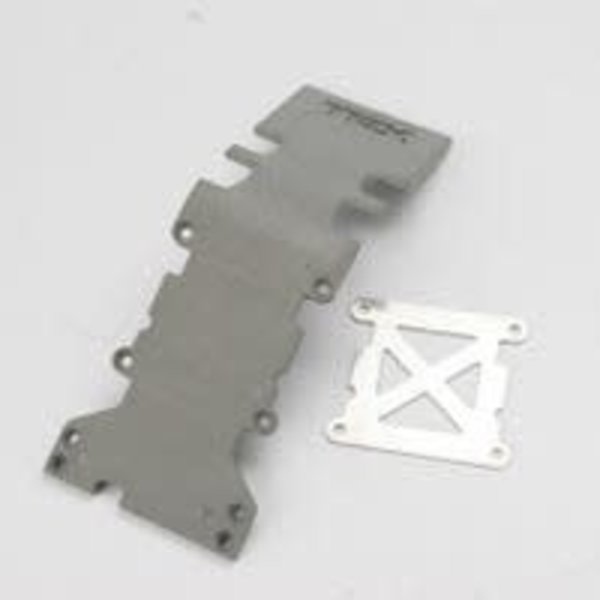 Traxxas 4938A SKID PLATE REAR PLASTIC
