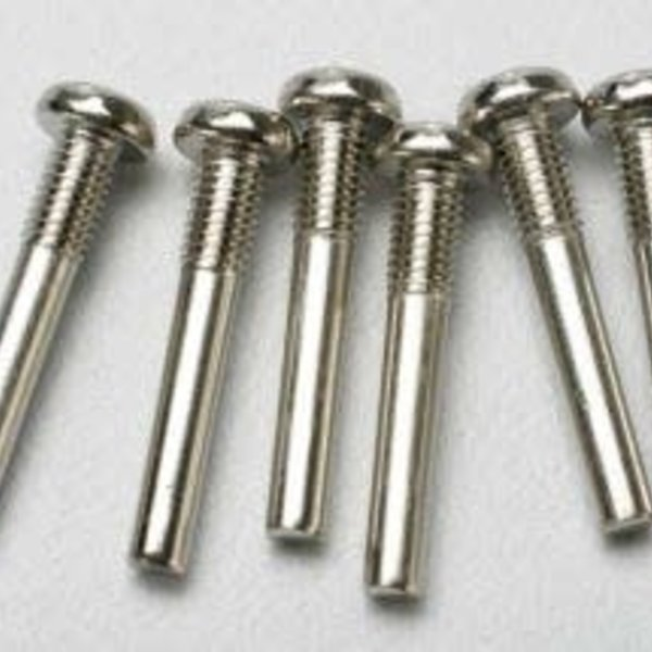 Traxxas 5144 Screw pin, 2.5x18mm (6)