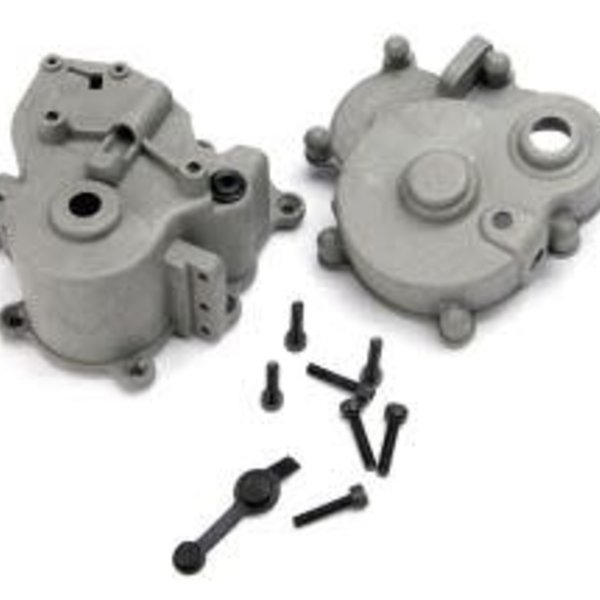 Traxxas 5181 Gearbox Halves Front/Rear
