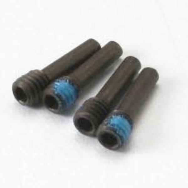 TRA 5189 Screw Pins 4x13mm w/Threadlock (4)