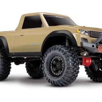 Traxxas TRX-4 Sport: 4WD Electric Truck with TQ 2.4GHz Radio System