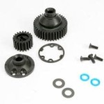 Traxxas 5579 Diff Gear/Side Cover/Gasket/Output Gear Seals Jato