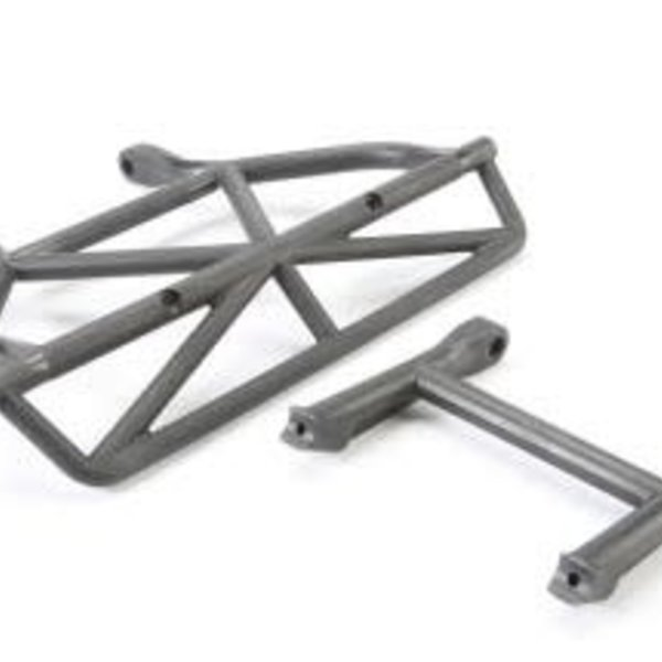 Traxxas 5836 Bumper Rear Slash