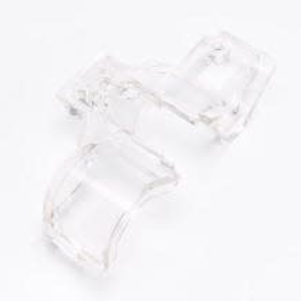 Traxxas 6877A COVER GEAR CLEAR SLS 4X4