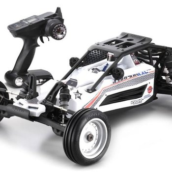 KYOSHO scorpion white