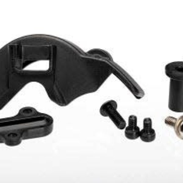 Traxxas 7379R COVER/MOTOR PLATE/MOUNT