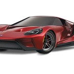 Traxxas 83056-4_RED Traxxas Ford GT 4-Tec 2.0 AWD Supercars 83056-4-RED