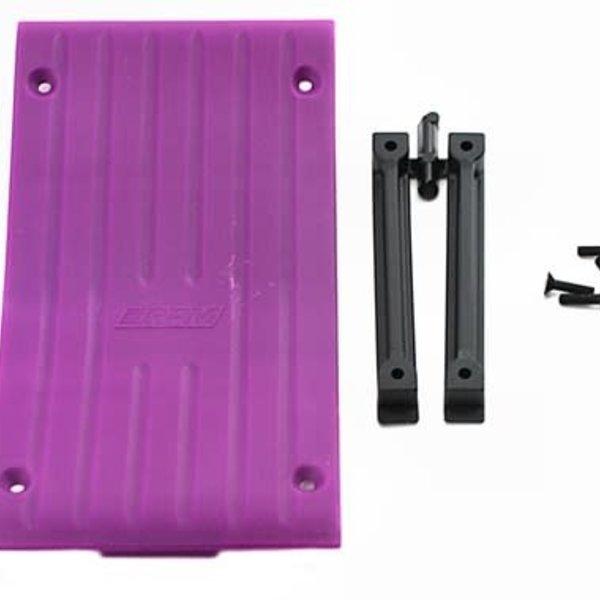 RPM 82178 Center Skid/Protector Plate Purple Savage