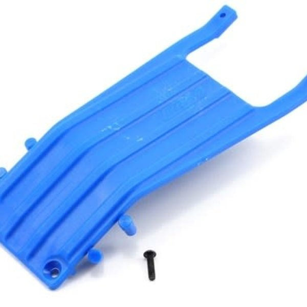 RPM 81255 Front Skid Plate Blue Slash