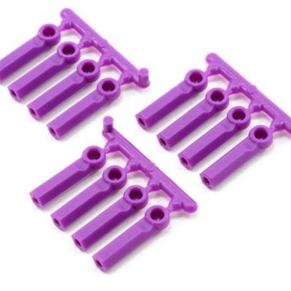 RPM 73398 Long Shank Rod Ends Purple (12)