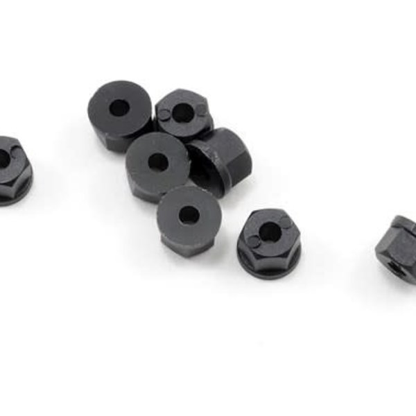 RPM 70802 Nylon Nuts 4-40 or 3mm (8)