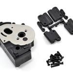RPM 73612 Hybrid Gearbox Housing/Rear Mounts Black