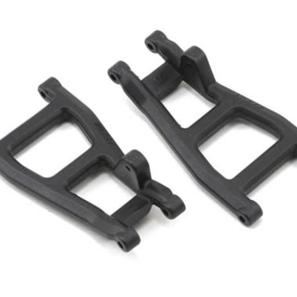 RPM 80532 Rear A-Arms Black Nitro Rustler/Stampede