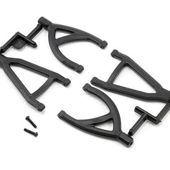 RPM 80602 Re Upper/Lower A-Arms Blk E-Revo