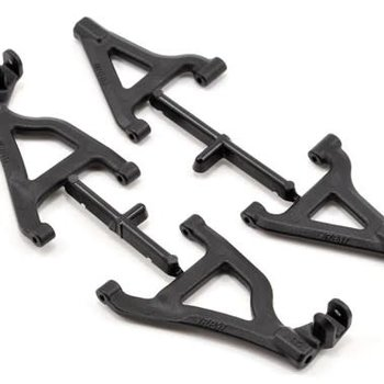 RPM 80652 1/16 Front A Arms Black Slash 4x4