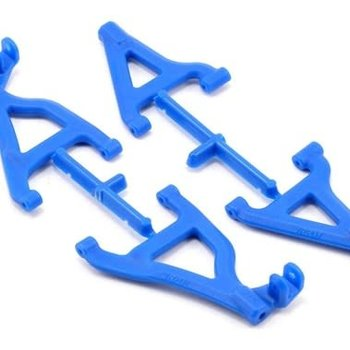 RPM 80655 1/16 Front A Arms Blue Slash 4x4
