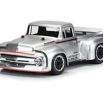 PROLINE 56 Ford F100 St Truck Clear Body-Slsh2wd/4x4/Rally