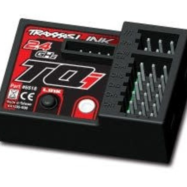 Traxxas 6518 TQI 5-CHANNEL RECEIVER
