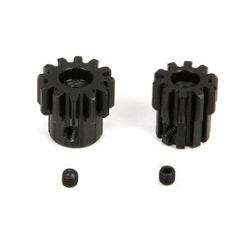ECX Pinion Gear, 9T/12T x 3mm, Mod 1
