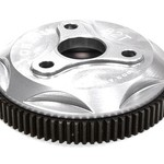 Traxxas 82T Metal Spur Gear for Traxxas 1/10 Electric Stampede 2WD Rustler 2WD Slash 2WD T8028SILVER