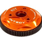 Integy 82T Metal Spur Gear for Traxxas 1/10 Electric Stampede 2WD Rustler 2WD Slash 2WD T8028ORANGE