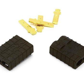 Integy High-Current Connectors (2 Female) for Traxxas Vehicles OEM Part TRX 3080 C27948