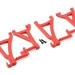 RPM 80699 FRONT UP/LOW A-ARMS RED