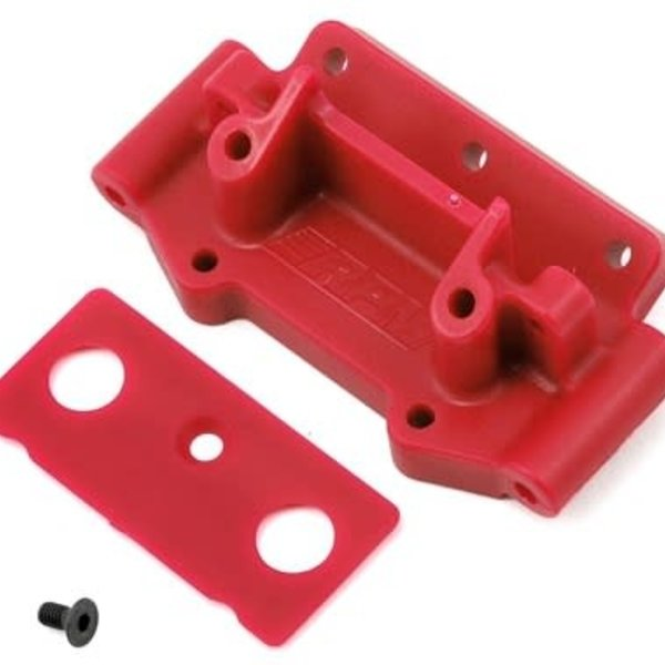 RPM 73759 Front Bulkhead Red Traxxas 2WD 1/10