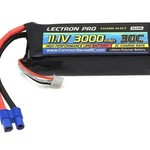 Commonsence RC Lectron Pro 11.1 volt - 3000mAh 30C with EC3 Connector for the Blade 350 QX