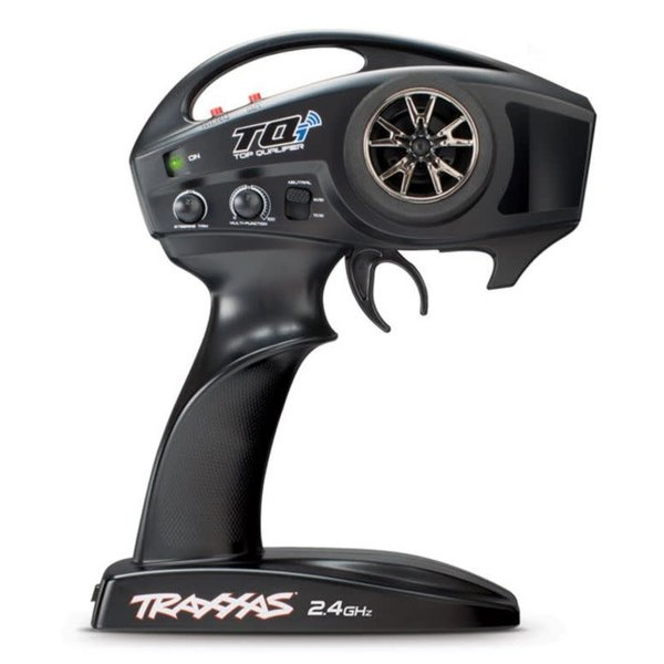 Traxxas Tqi 2.4GHZ Radio 4-CH w/ TRA Link Mod & TSM