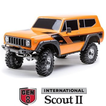 Redcat Racing GEN8 SCOUT ORANGE