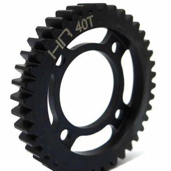 HOT RACING Hot Racing Steel Center Spur Gear (40t 1.0mod) - Losi Ten &; SCTE SCTE40SM1