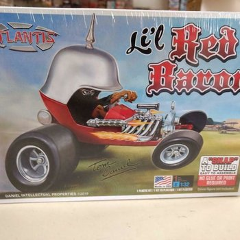 ATLANTIS Atlantis 6650 Lil' Red Baron model kit