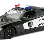 1:24 Scale Dodge Charger Pursuit Police