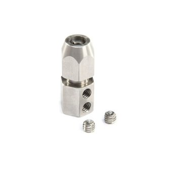 Motor Coupler: 5mm (Motor)4.7mm (Flexshaft)