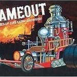 1/25 Flameout Show Rod