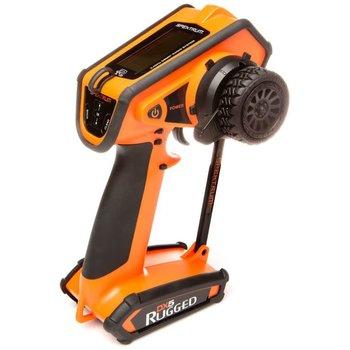 SPECKTRUM DX5 Rugged DSMR TX Only, Orange